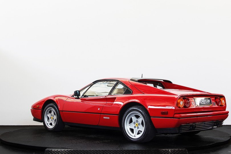 1987 Ferrari 328 GTB - 85K Miles - LHD - Outstanding Example For Sale (picture 4 of 6)