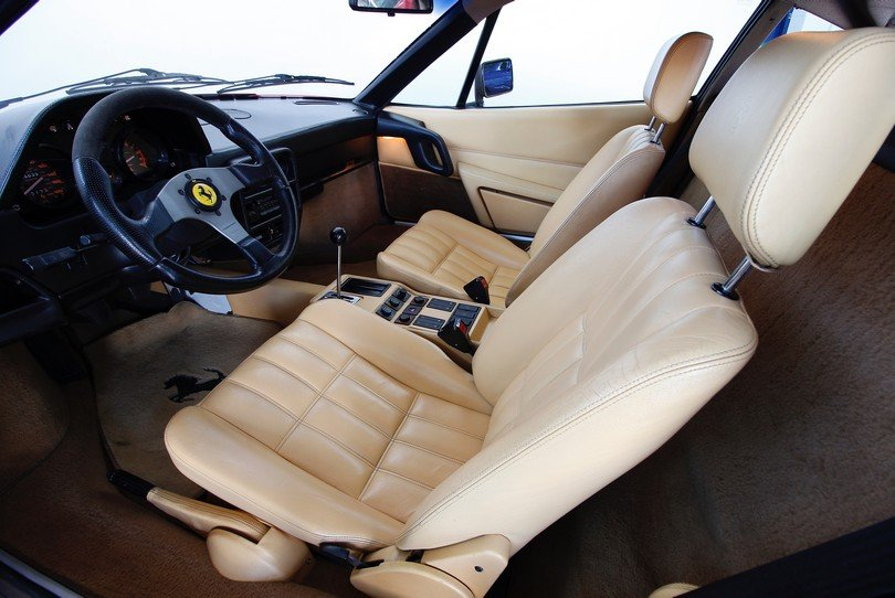 1987 Ferrari 328 GTB - 85K Miles - LHD - Outstanding Example For Sale (picture 6 of 6)