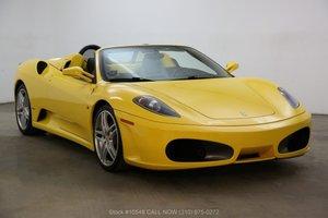 2006 Ferrari F430 F1 Spider For Sale