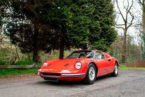 1973 RHD 246 Dino GTS For Sale