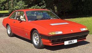 1979 FERRARI 400i GTA         4 SEAT V12 classic Ferrari For Sale