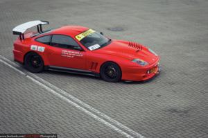2002 Ferrari 550 Le Mans Road Car GTS Project