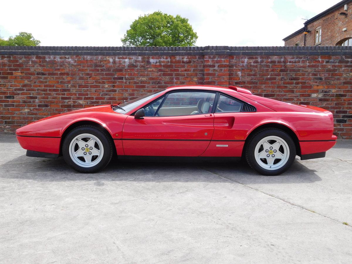 1987 Ferrari 328 GTB - 7,900 Miles Pre ABS - RHD SOLD (picture 1 of 6)