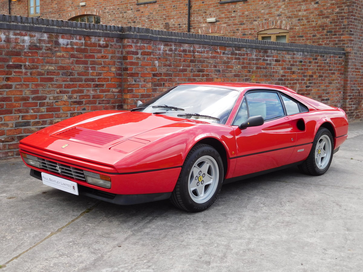 1987 Ferrari 328 GTB - 7,900 Miles Pre ABS - RHD SOLD (picture 2 of 6)