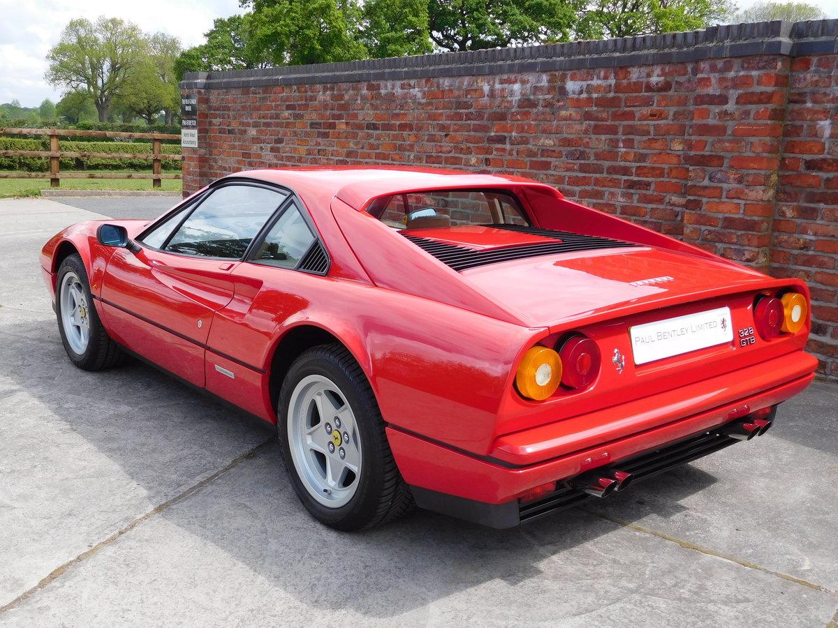1987 Ferrari 328 GTB - 7,900 Miles Pre ABS - RHD SOLD (picture 3 of 6)