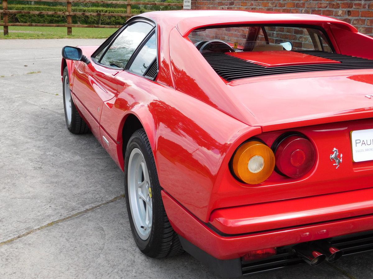 1987 Ferrari 328 GTB - 7,900 Miles Pre ABS - RHD SOLD (picture 4 of 6)