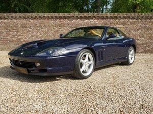 1998 Ferrari 550 Maranello only 3 owners, only 54.256 km, Dutch d For Sale