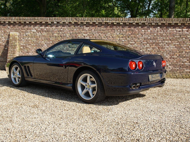 1998 Ferrari 550 Maranello only 3 owners, only 54.256 km, Dutch d For Sale (picture 2 of 6)