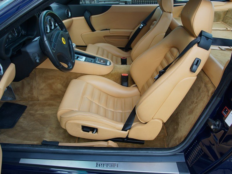 1998 Ferrari 550 Maranello only 3 owners, only 54.256 km, Dutch d For Sale (picture 3 of 6)