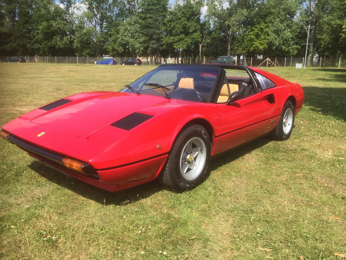 Ferrari 308 GTS 1978 LHD For Sale (picture 1 of 6)