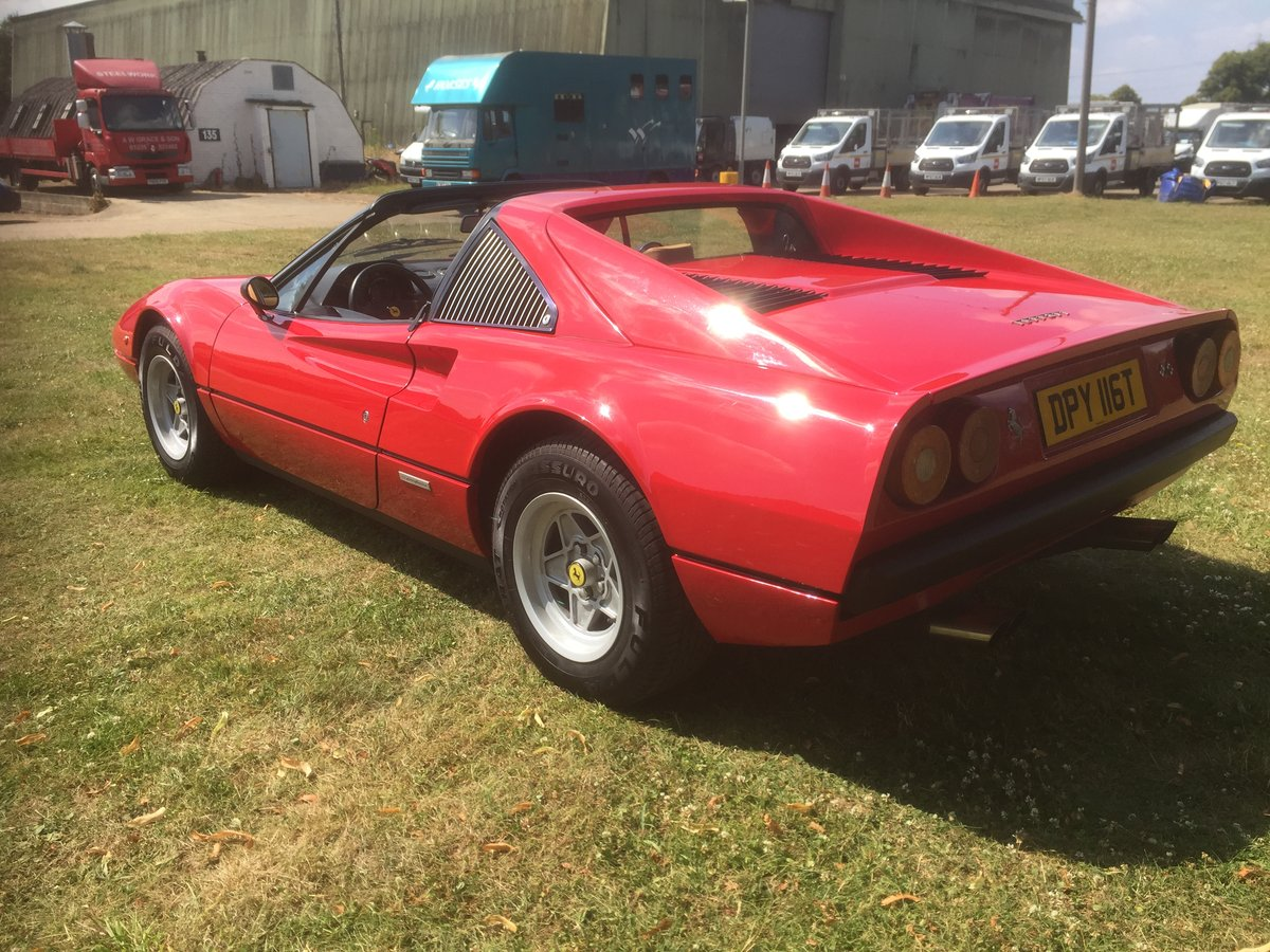 Ferrari 308 GTS 1978 LHD For Sale (picture 4 of 6)