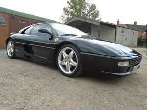 Ferrari 355 F1, 1998, LHD, 67k Miles, New MOT. For Sale