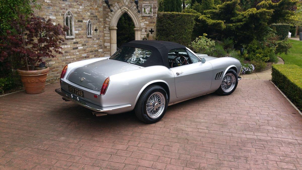 1960 Ferrari 250 California Spyder Swb Recreation For Sale Car And