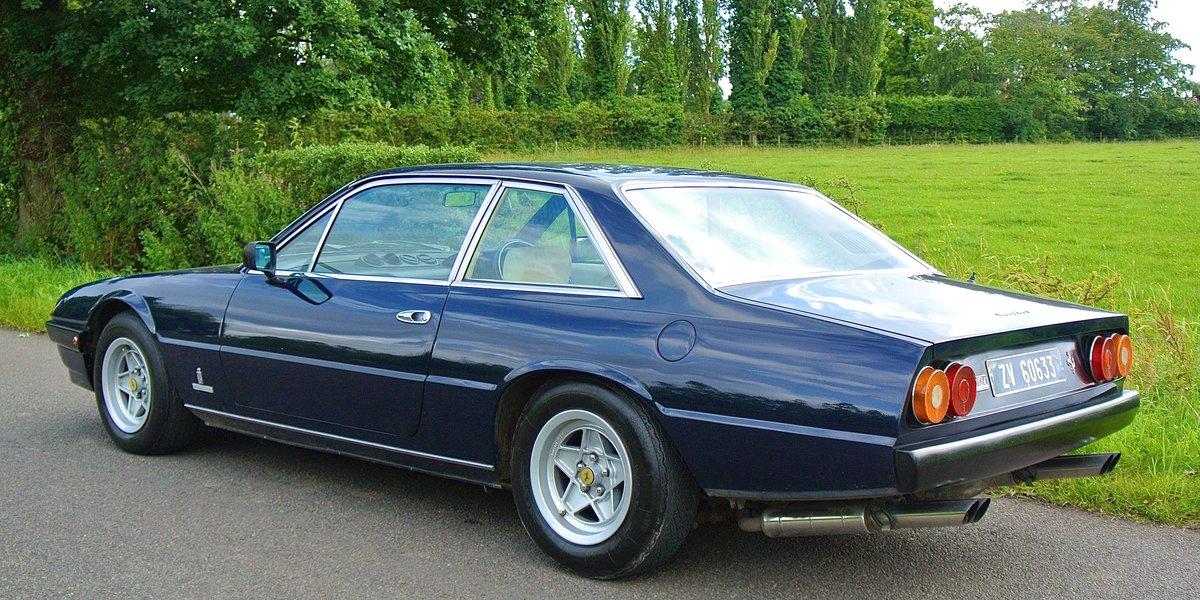 1982 FERRARI 400i GTA          V12 classic Ferrari For Sale (picture 3 of 6)
