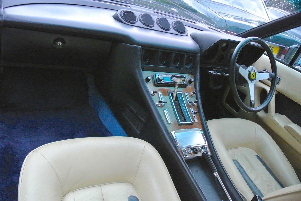 1982 FERRARI 400i GTA          V12 classic Ferrari For Sale (picture 4 of 6)