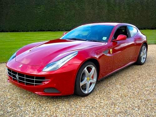 2016 Ferrari FF     1 owner 2k miles For Sale (picture 1 of 5)