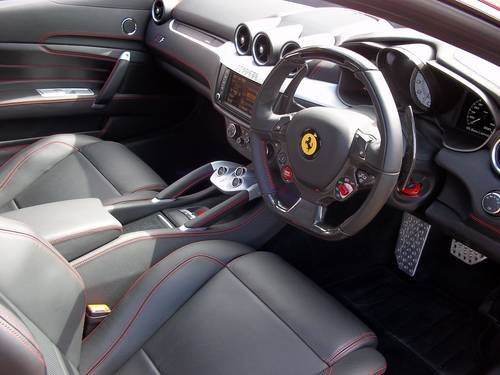 2016 Ferrari FF     1 owner 2k miles For Sale (picture 3 of 5)