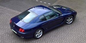 1996 Ferrari 456 GTA (LHD) For Sale