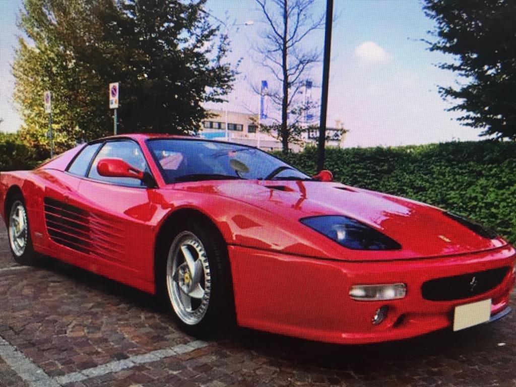 1996 Ferrari F 512 M For Sale (picture 5 of 6)