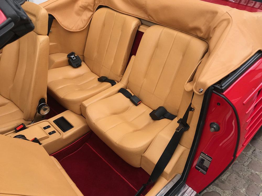 1986 Ferrari Mondial 3.2 Cobriolet For Sale (picture 5 of 6)