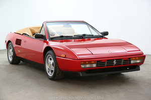 1991 Ferrari Mondial T Cabriolet For Sale