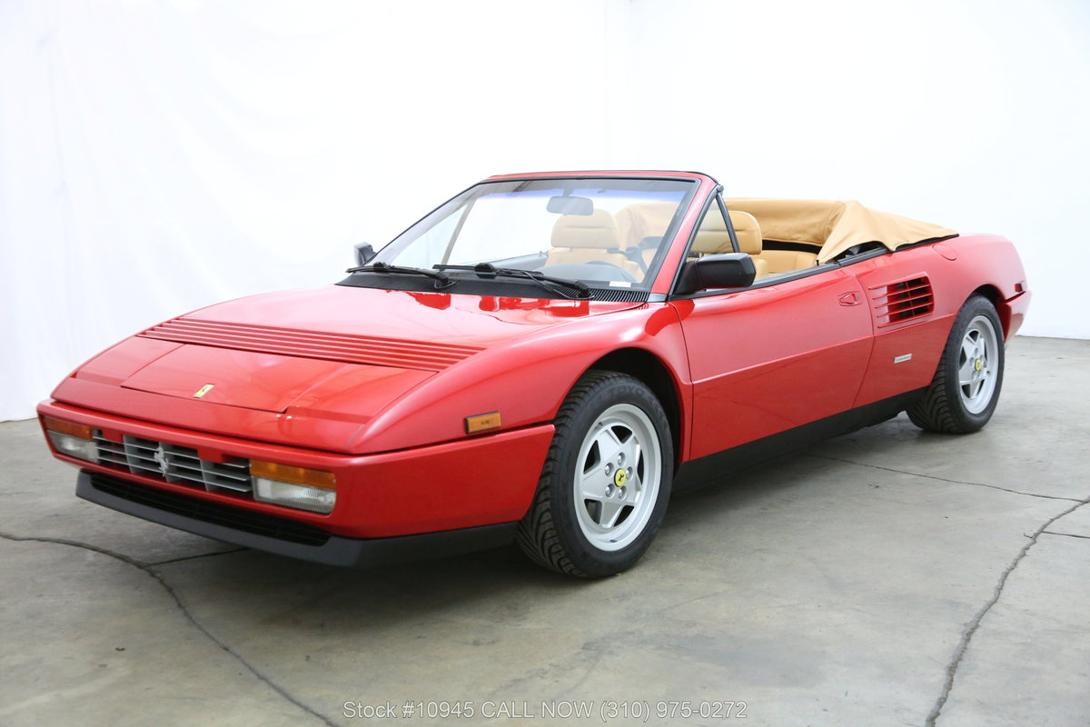 1991 Ferrari Mondial T Cabriolet For Sale (picture 3 of 6)
