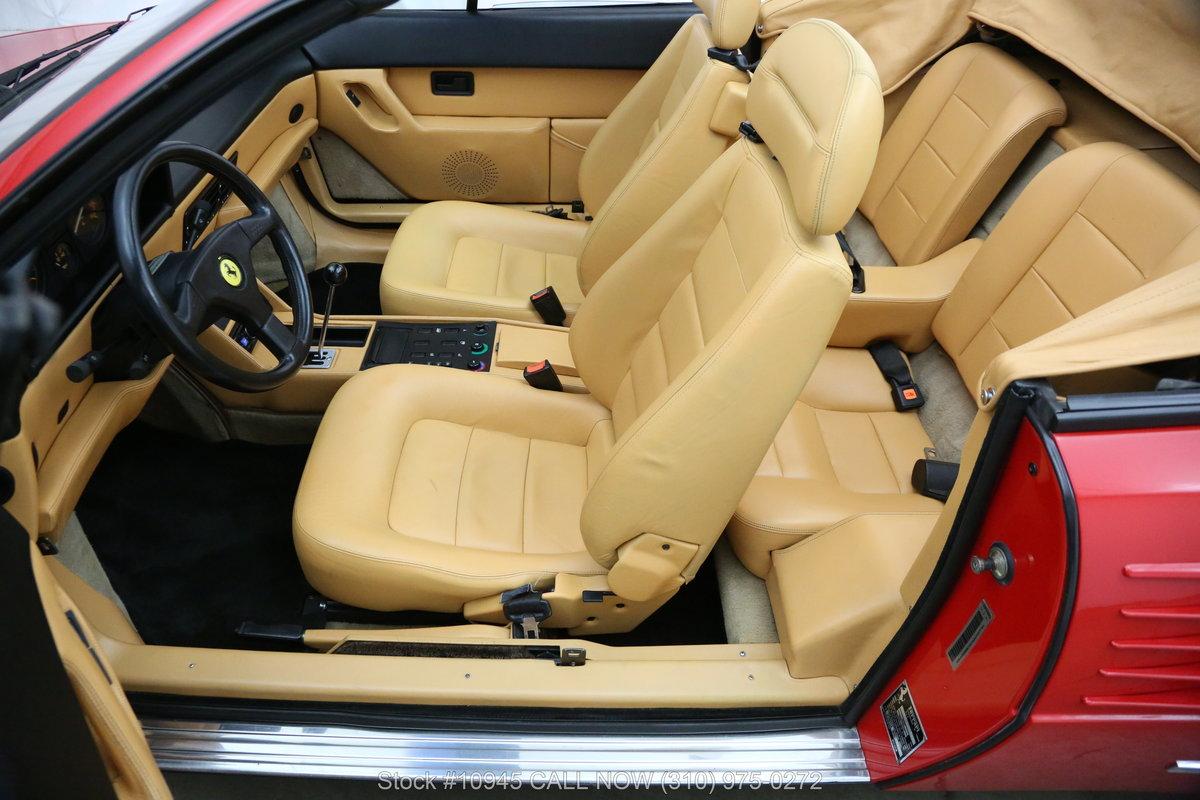 1991 Ferrari Mondial T Cabriolet For Sale (picture 4 of 6)