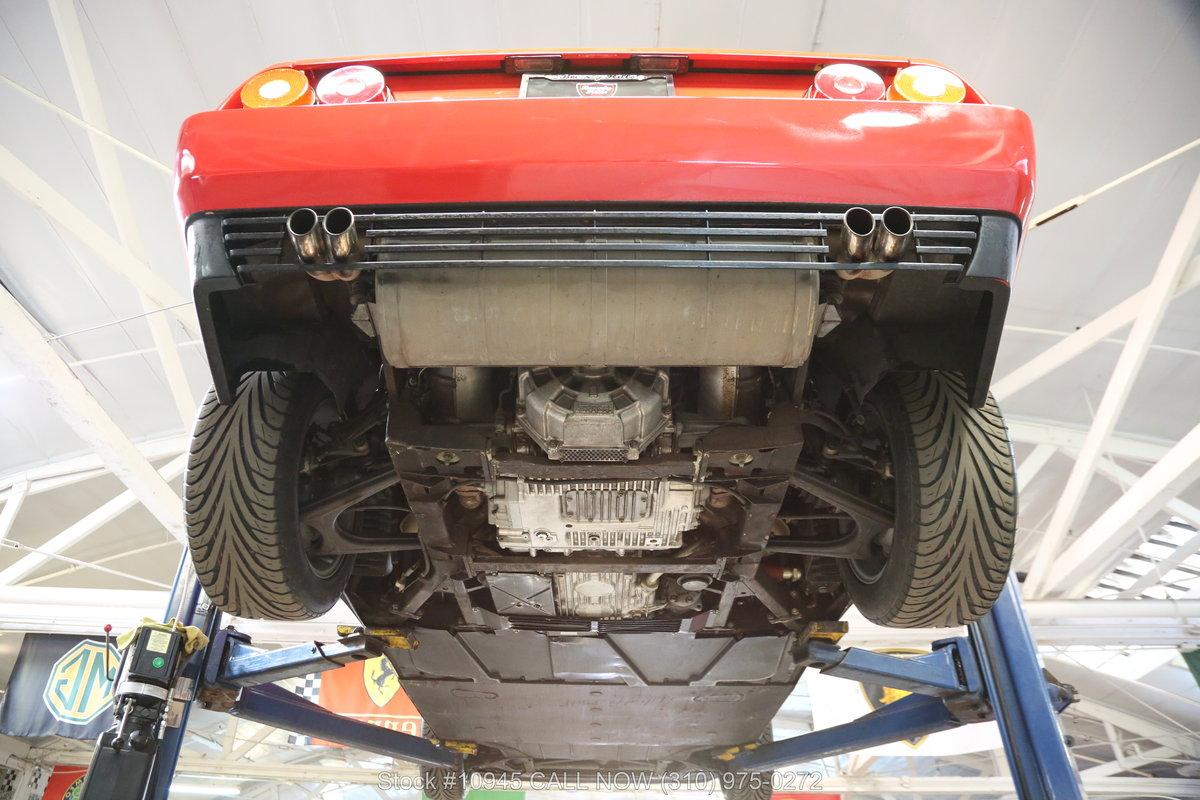 1991 Ferrari Mondial T Cabriolet For Sale (picture 6 of 6)