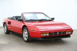 1989 Ferrari Mondial T Cabriolet For Sale