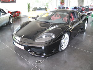 2003 Ferrari 360 Challenge Stradale For Sale