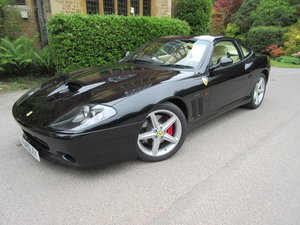 2005 Ferrari 575 F with Fiorano handling pack For Sale