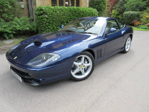 1999 SOLD-Another keenly required Ferrari 550 Maranello