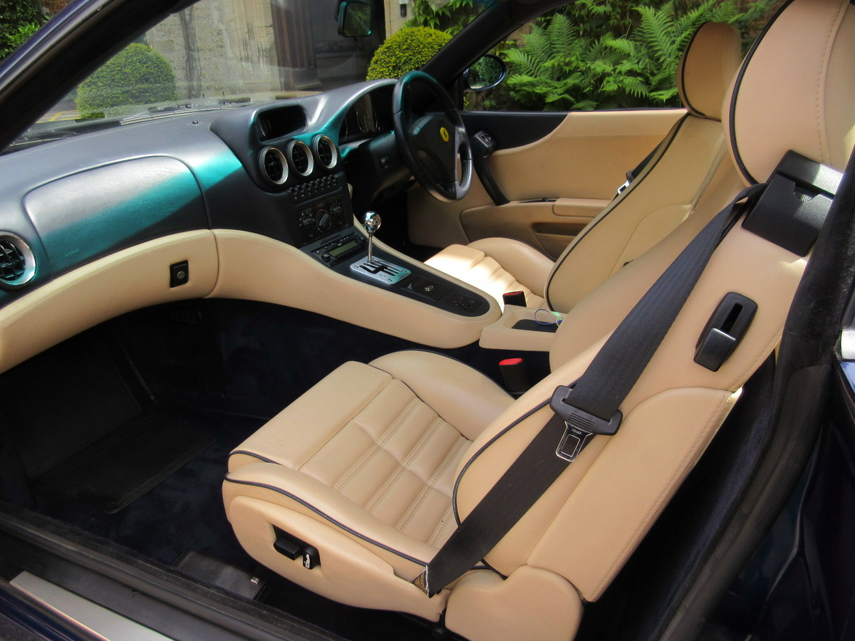1999 SOLD-Another keenly required Ferrari 550 Maranello For Sale (picture 4 of 6)