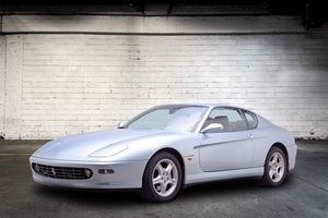 2000 Ferrari 456M GTA AUT For Sale