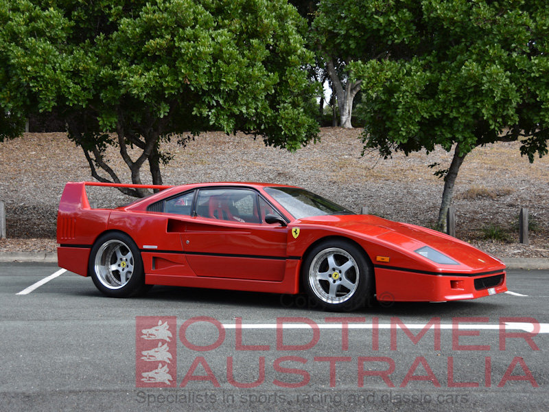 Ferrari F40 Recreation (1978 308 GTB) For Sale (picture 1 of 6)