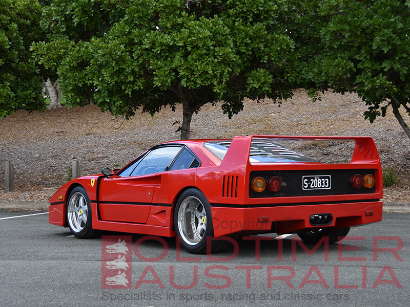 Ferrari F40 Recreation (1978 308 GTB) For Sale (picture 2 of 6)