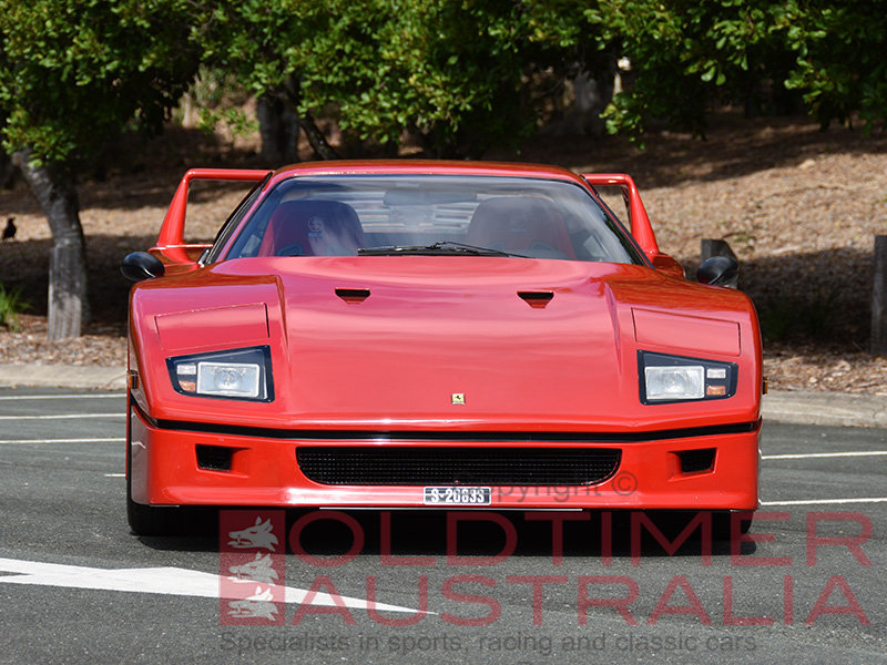Ferrari F40 Recreation (1978 308 GTB) For Sale (picture 3 of 6)