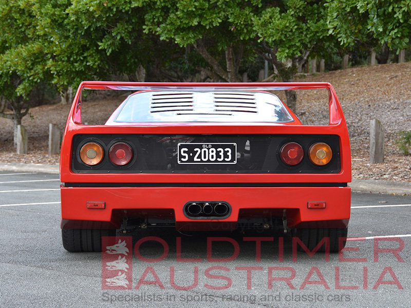 Ferrari F40 Recreation (1978 308 GTB) For Sale (picture 4 of 6)