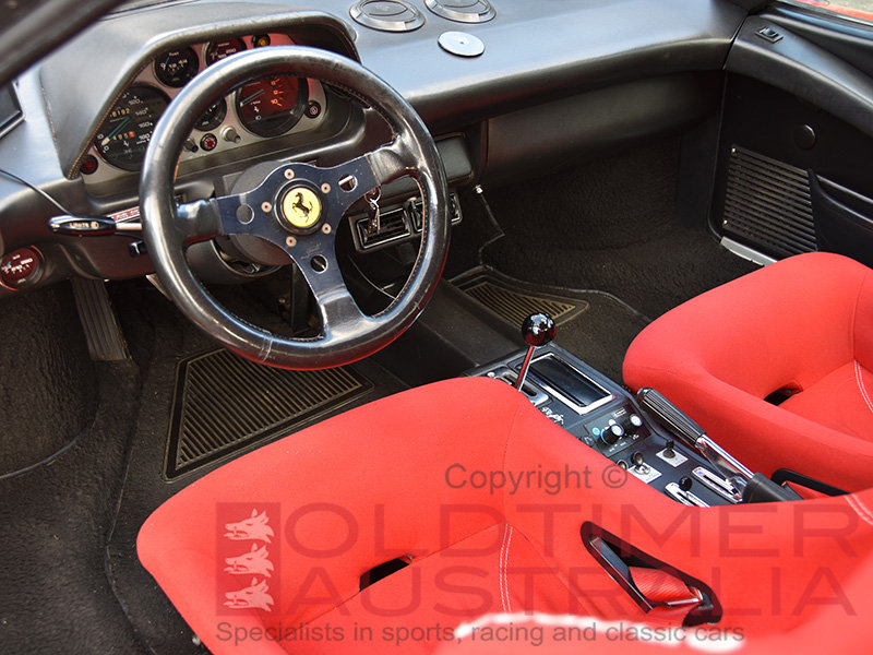 Ferrari F40 Recreation (1978 308 GTB) For Sale (picture 5 of 6)