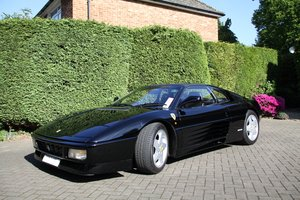 1993 Ferrari 348 TS Black with Black For Sale