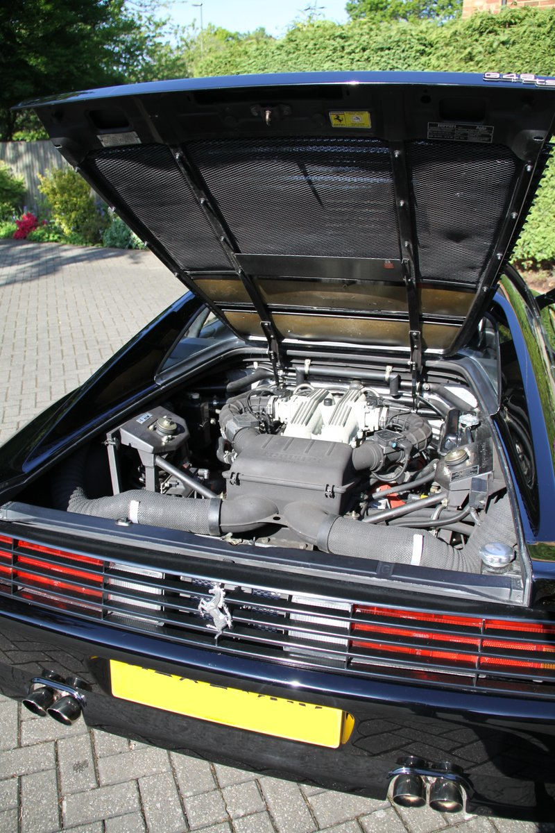 1993 Ferrari 348 TS Black with Black For Sale (picture 6 of 6)