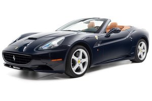 2010  Ferrari California Convertible =F1 low 9k miles $104.5k