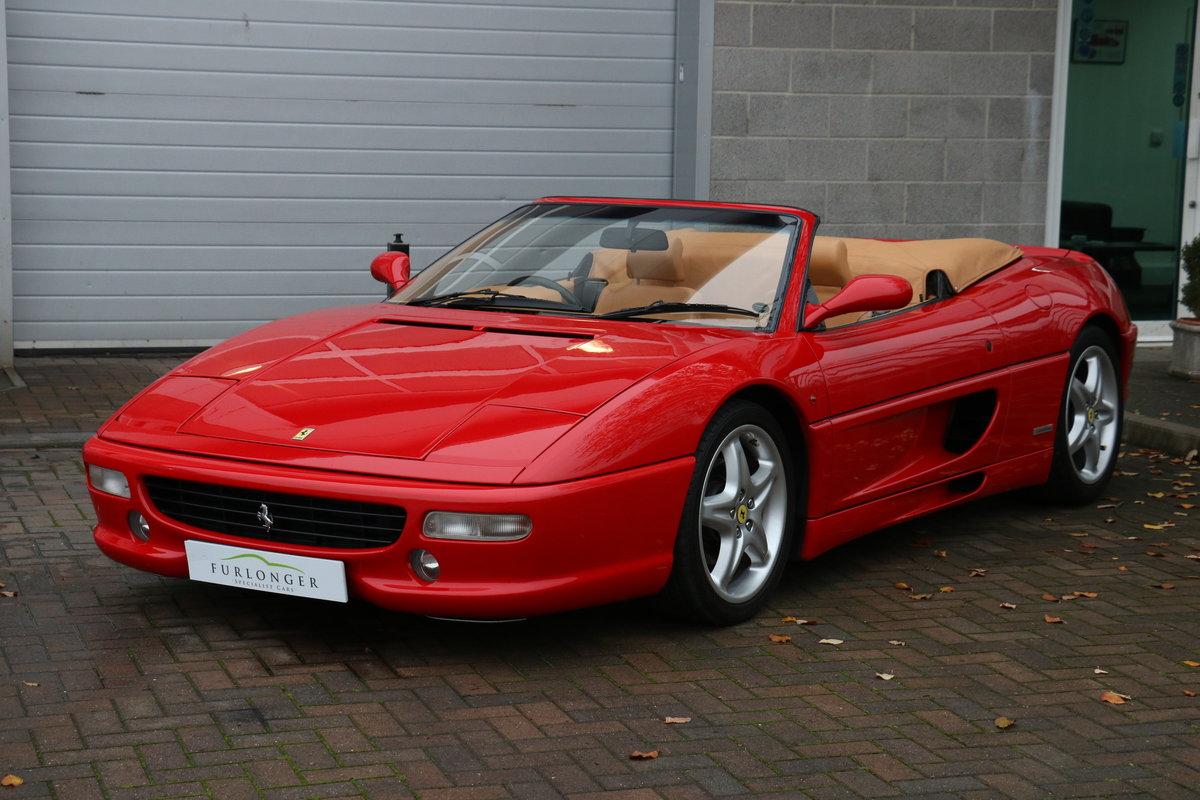 Ferrari 355 (All Models) Servicing \u0026 Maintenance For Sale