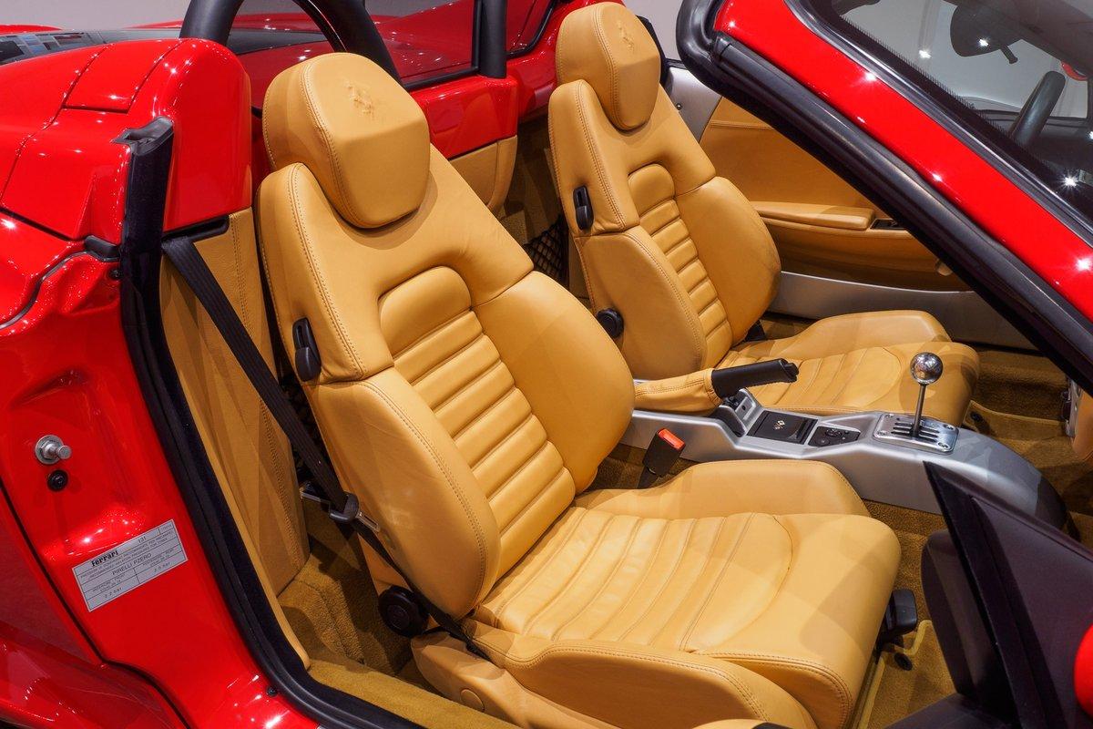 2003 Ferrari 360 Manual Gearbox : Rosso Corsa : Ultra Low Mileage For Sale (picture 5 of 6)