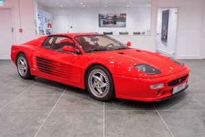 1995 Ferrari F512M / LHD For Sale