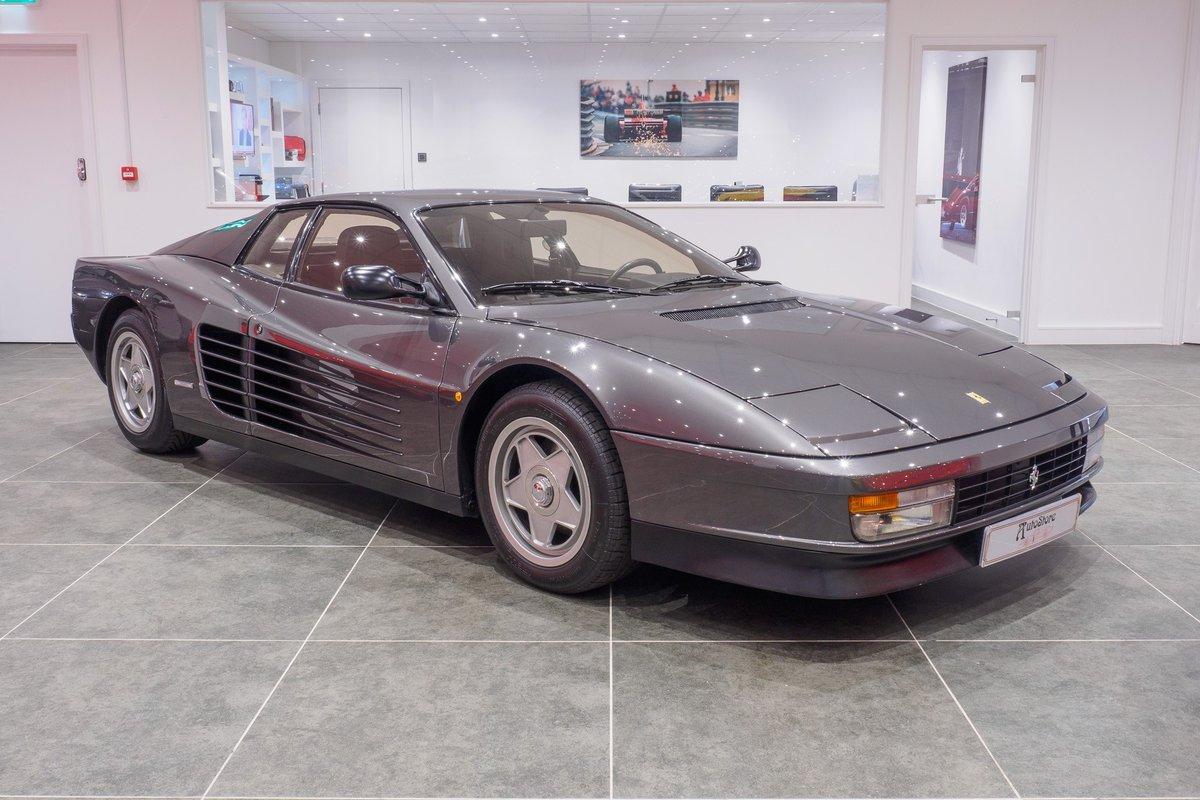 1987 Ferrari Testarossa For Sale (picture 1 of 6)