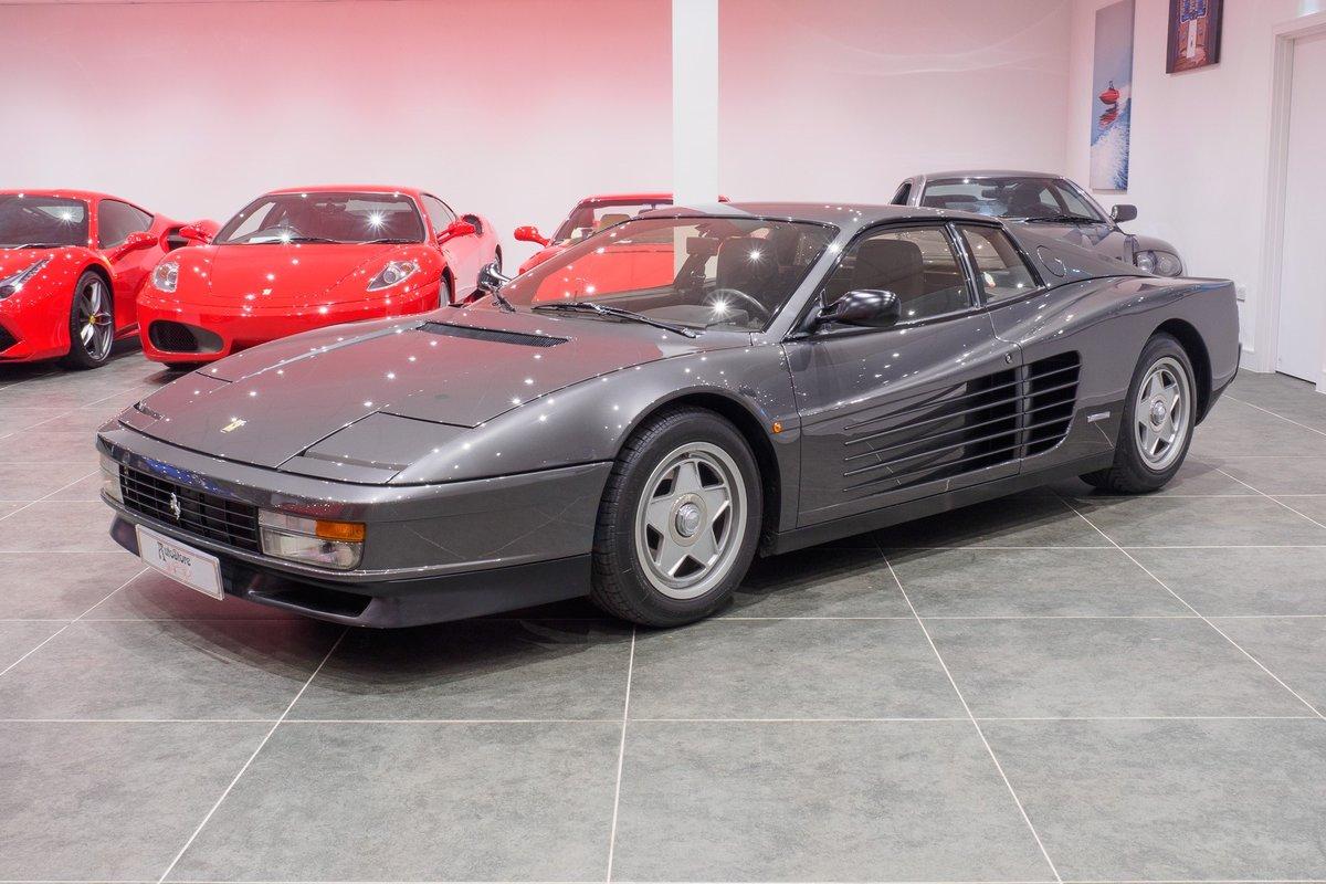 1987 Ferrari Testarossa For Sale (picture 3 of 6)
