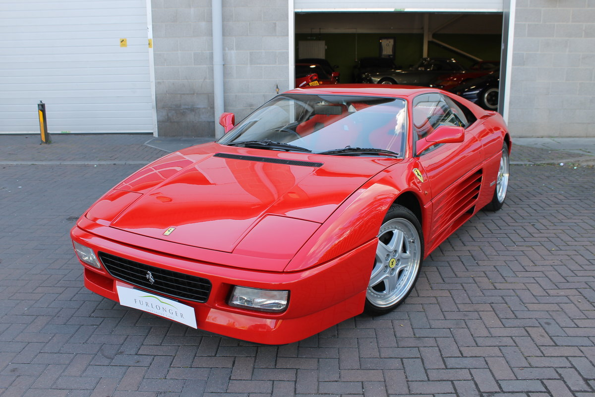 Ferrari 348 (All Models) Servicing & Maintenance  For Sale (picture 1 of 5)