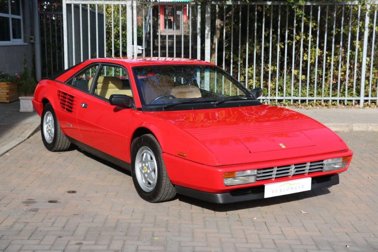 Ferrari Mondial (All Models) Servicing & Maintenance  For Sale (picture 1 of 4)