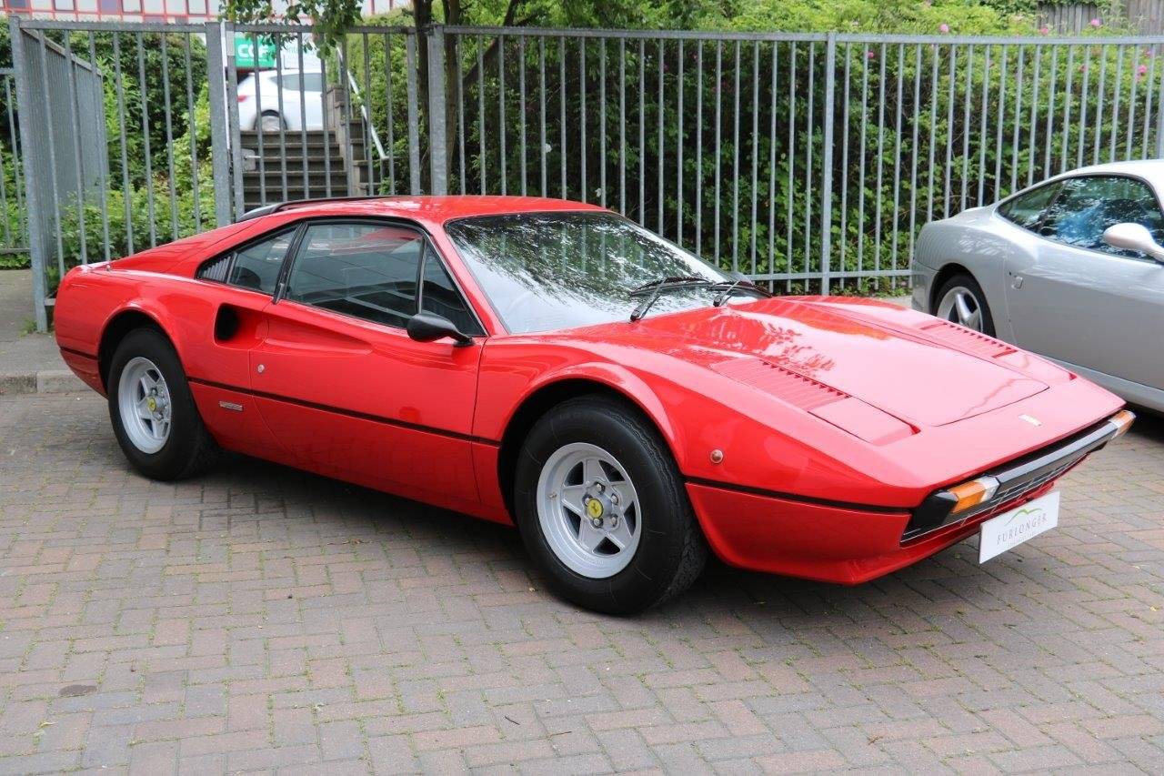 Ferrari 308 (All Models) Servicing & Maintenance For Sale (picture 1 of 4)